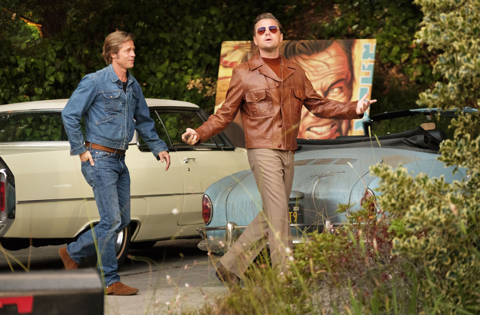 Once Upon a Time... in Hollywood - Version longue